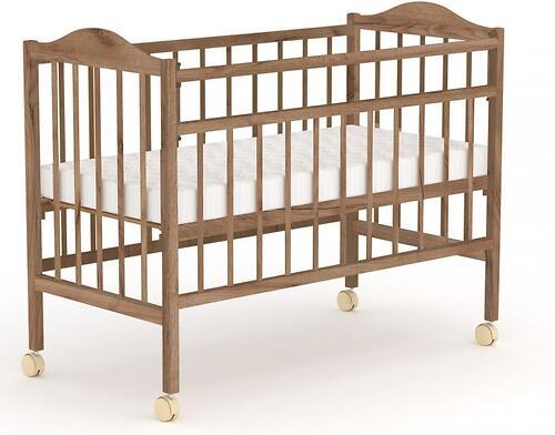 Кроватка детская Фея 203 Табачный дуб (3)