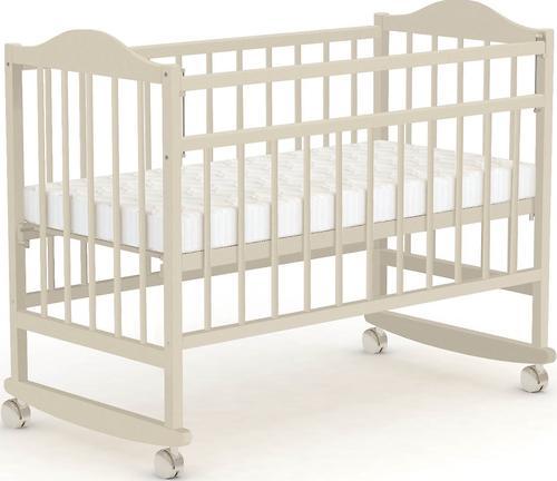 Кроватка детская Фея 204 Бежевая (1)