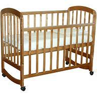 Кроватка детская Фея 304 Медовый
