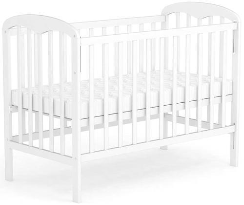 Кровать детская ФЕЯ 324 Белая (5)