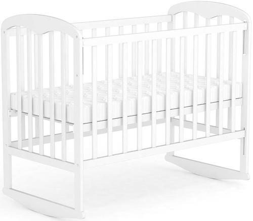 Кровать детская ФЕЯ 324 Белая (6)
