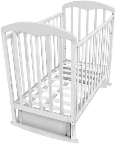 Кровать детская ФЕЯ 324 Белая (4)