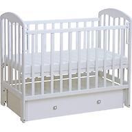Кроватка детская ФЕЯ 328 белая
