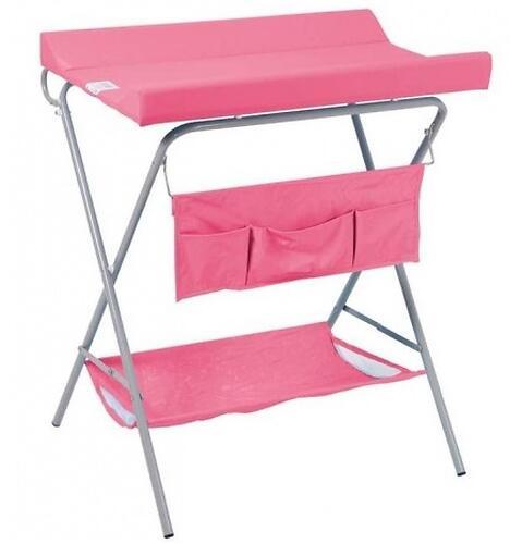 Столик пеленальный Фея Розовый (1)