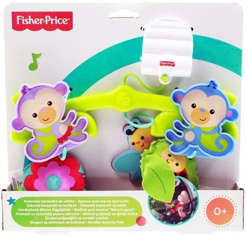 Подвеска-мобиль Fisher-Price Друзья для игр на прогулке Fisher Price (6)