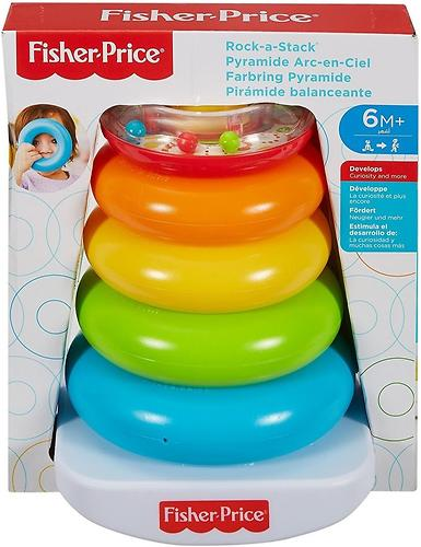 Пирамидка Fisher-Price (4)