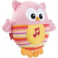 Музыкальный ночник Fisher-Price Розовая Сова