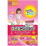 Трусики Goon плавательные M 7-12 кг 3шт для девочек