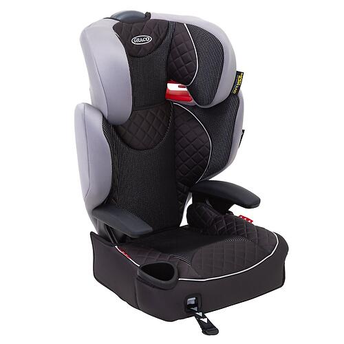 Автокресло Graco Affix Grey Flannel (8)