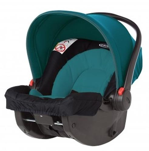 Коляска 3в1 Graco EVO Trio Harbor Blue (9)