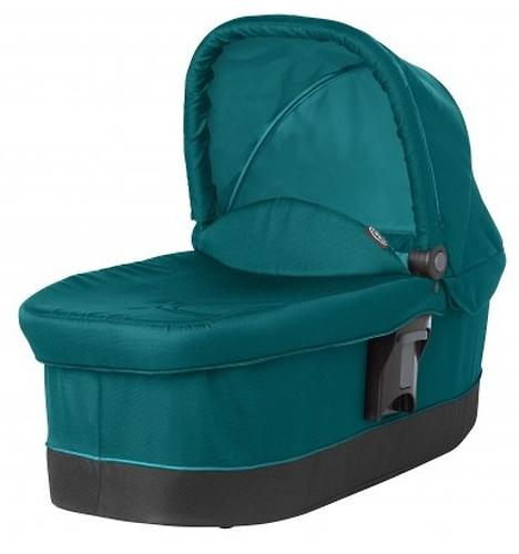 Коляска 3в1 Graco EVO Trio Harbor Blue (11)
