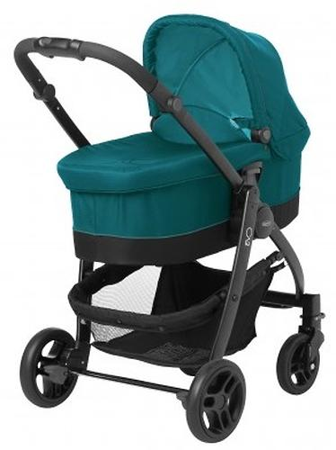 Коляска 3в1 Graco EVO Trio Harbor Blue (10)