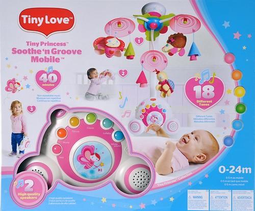 Мобиль Tiny Love многофункциональный Бум-Бокс Моя принцесса (13)