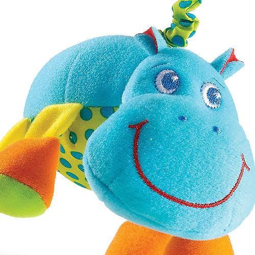 Развивающая игрушка Tiny Love гипопотам Гарри (4)