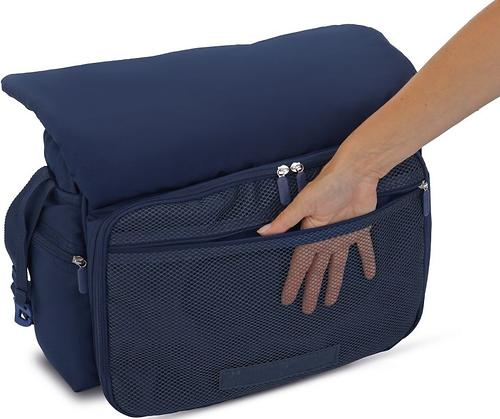 Сумка для мамы Inglesina My Baby Bag Blue (8)
