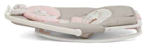 Шезлонг Joie Soother Dreamer Flowers Forever (10)