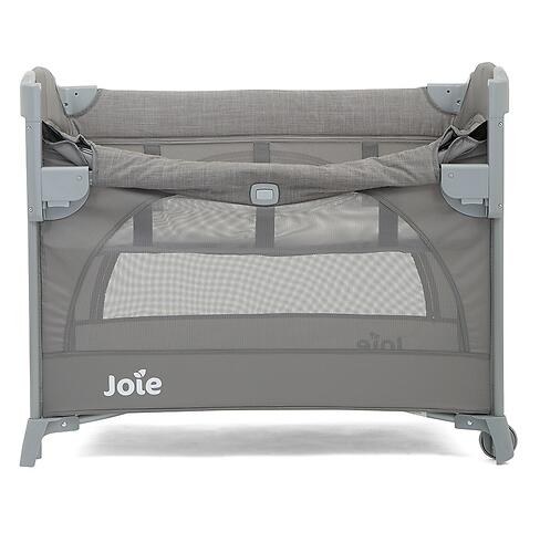 Манеж Joie Kubbie Sleep Foggy Gray (13)