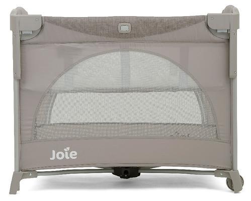 Манеж Joie Kubbie Sleep Foggy Gray (12)