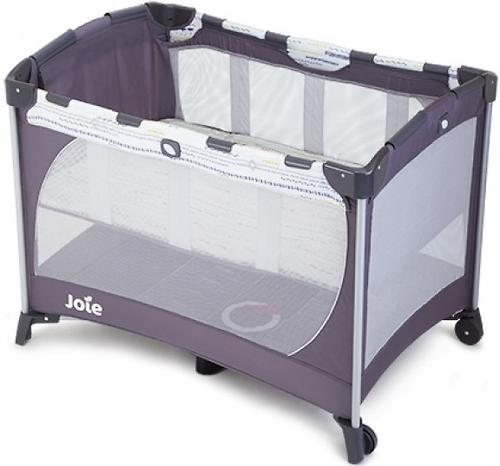 Манеж Joie Playard Commuter Change and Snooze Linen Gray (10)