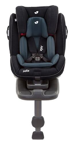 Автокресло Joie Stages Isofix Navy Blazer (6)