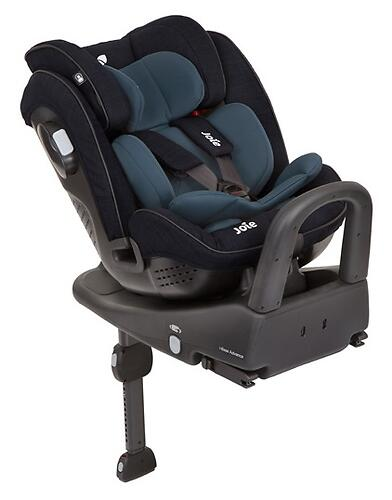 Автокресло Joie Stages Isofix Navy Blazer (7)