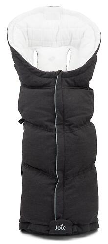 Чехол для ног Joie Therma Winter Footmuff Coal (4)