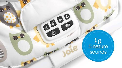 Шезлонг Joie Soother Dreamer Petite City (11)