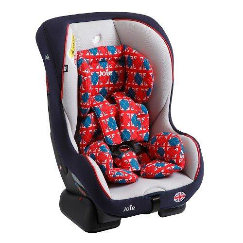 Автокресло Joie Tilt Union jack navy (9)