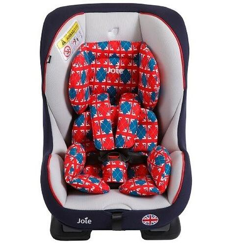 Автокресло Joie Tilt Union jack navy (8)