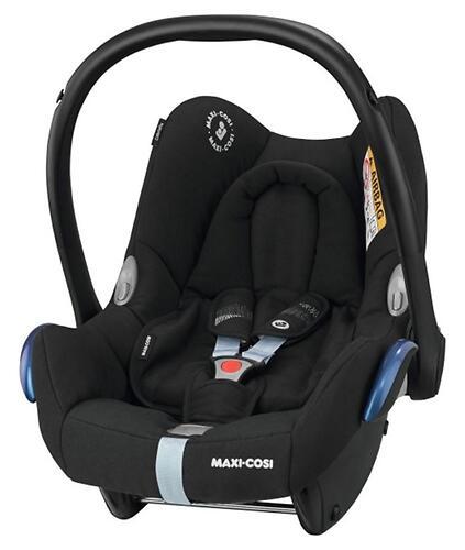 Автокресло Maxi Cosi Cabriofix Frequency Black (6)