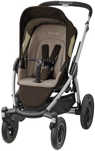 Коляска Maxi Cosi Mura 4 + Earth Brown (7)