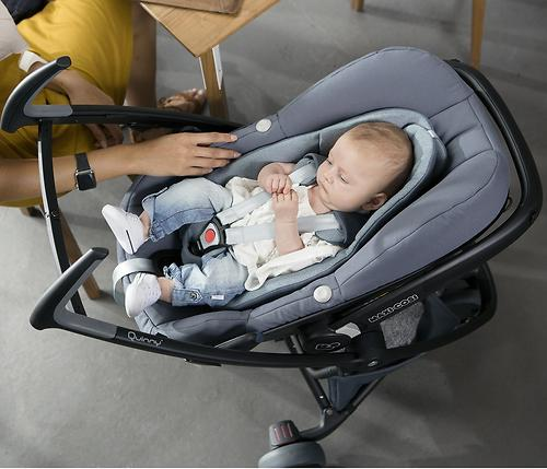 Автокресло Maxi Cosi Pebble+ Nomad Brown (14)