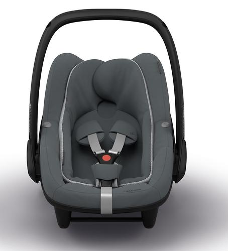 Автокресло Maxi Cosi Pebble+ Nomad Brown (10)