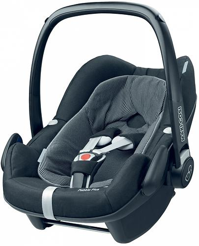 Автокресло Maxi Cosi Pebble+ Black Raven (4)