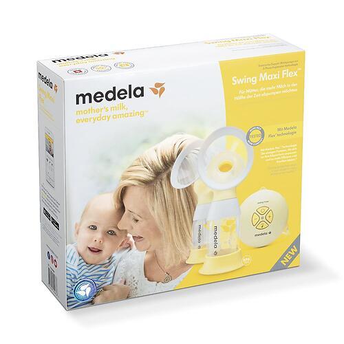 Молокоотсос Medela Swing Maxi Flex (11)