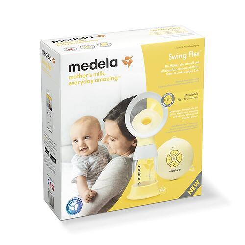 Молокоотсос Medela Swing Flex (11)