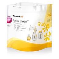 Пакеты для паровой стерилизации в микроволновке MEDELA QUICK CLEAN