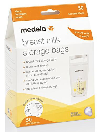 Пакеты Medela для сбора и хранения молока 50 шт (6)