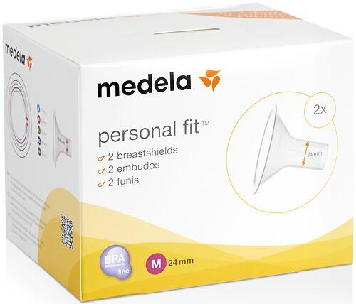 Воронка MEDELA PersonalFit M 24 мм (8)