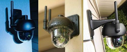 Камера видеонаблюдения Motorola Focus 73 Outdoor Connect с поддержкой Wifi (10)