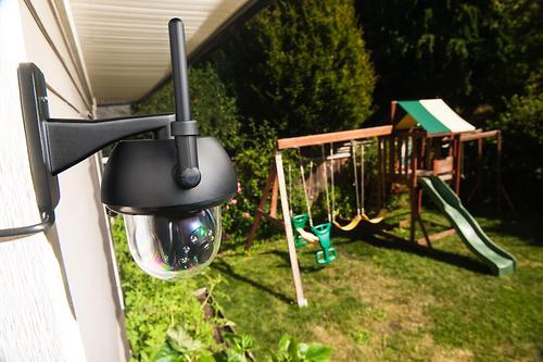 Камера видеонаблюдения Motorola Focus 73 Outdoor Connect с поддержкой Wifi (9)