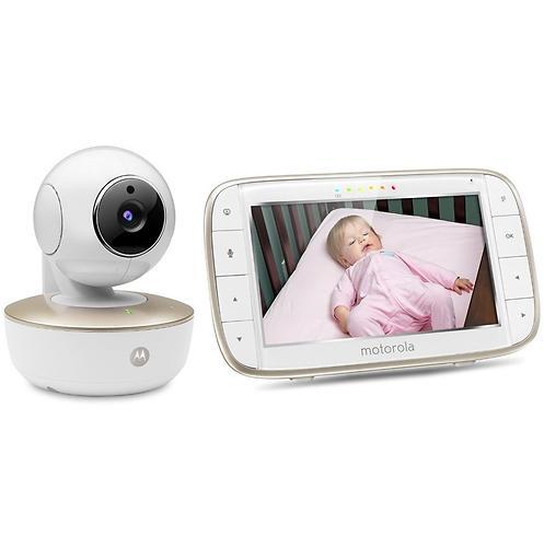 Видеоняня беспроводная Motorola MBP855 Connect с поддержкой Wifi (8)