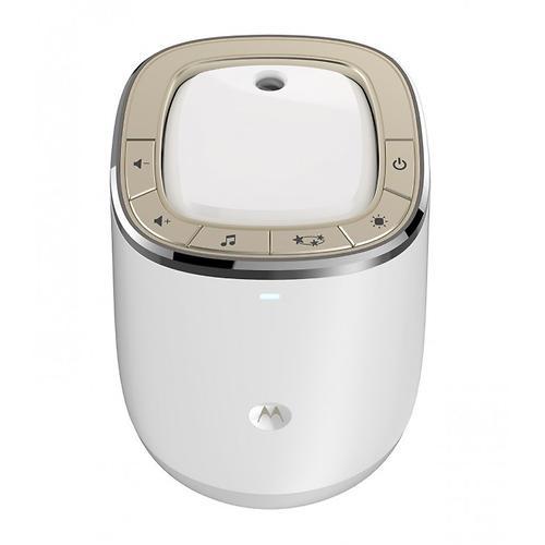 Радионяня Motorola MBP85SN с функцией проектора и проигрывателя (11)