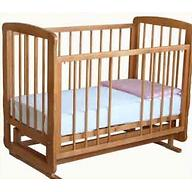 Кровать-манеж Можгамебель Мишутка Бук с ящиком