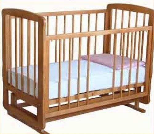 Кроватка Дарина Бук (3)