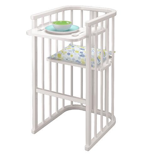 Кровать Можгамебель Эстель приставная Белая (8)