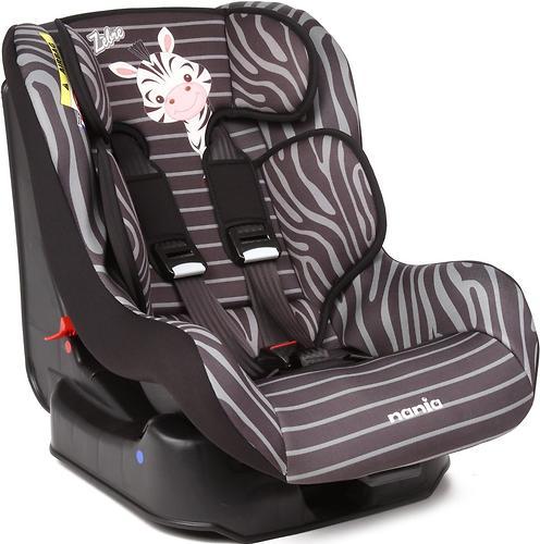 Автокресло NANIA Driver SP Zebre (3)