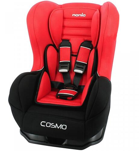 Автокресло Nania Cosmo SP Luxe Red (6)