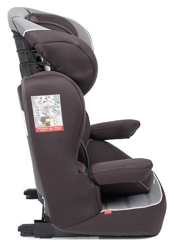 Автокресло Nania I-Max SP Luxe Isofix Shadow (8)