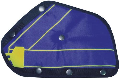 Удерживающее устройство Zork для детей синий (3)